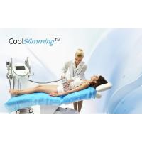 CE Cryolipolysis Double Chin Removal Device , Laser Fat Removal Machine Manufactures