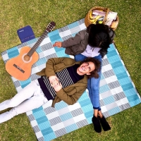 Waterproof Sand Free Picnic Outdoor Picnic Blanket Manufactures