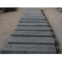 HRC56 Iron Crusher Wear Parts Impact Plate For Impact Crushers Manufactures
