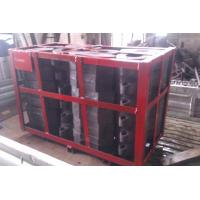 Large Martensitic Cr-Mo Alloy Steel 95 - 107 Hammer Crushers Manufactures