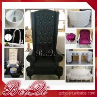 wholesale luxury manicure spa pedicure chair sets for sale , modern used pedicure chair with bowl Manufactures
