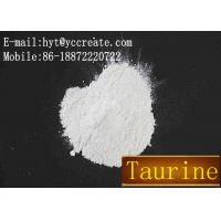 High Quality Chemical Food Additive Taurine on Stock CAS NO. 107-35-7 Manufactures