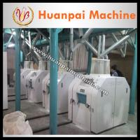 China 50t/d corn processing machine on sale