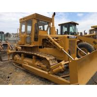 Second Hand Caterpillar D6d Bulldozer 139hp 3306 Engine With 3 Ripper Manufactures
