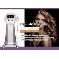 China Non Surgical HIFU Facelift Machine / High Intensity Focused Ultrasound Machine on sale