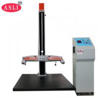 Free Drop Lab Test Equipment , Carton Box Drop Test Equipment for 60kg Max Weight Manufactures