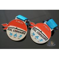 XXL CORSAIRE Die Cating Awards Custom Sports Medals, Zinc Alloy Material With Soft Enamel Colors Manufactures