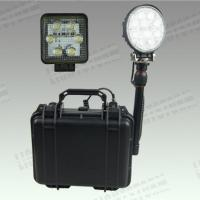 18W Rechargeable LED Remote Area Light System Manufactures
