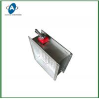 Professional  Fire Resisting Damper Smoke Exhaust Fire Damper Manufactures
