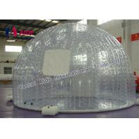 Quality Double Pvc Strong Warm Inflatable Event Tent For Trade Show Business for sale