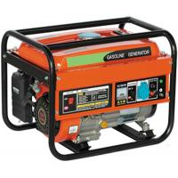 China 2.2kw Portable Gasoline Generator 5.5hp Engine 168F with 100% copper for hospital on sale