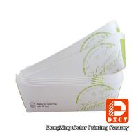Environmental Friendly Custom Fast Food Packaging , Varnished Chicken Wings Box Manufactures