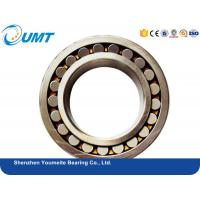 22208 Split Spherical roller bearing with brass steel cage / high precision ball bearings Manufactures