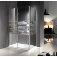 Quality Modern Enclosed Glass 1200 X 800 Shower Enclosures With 5Cm ABS Tray for sale