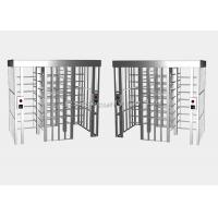 Double Lane Full Height Turnstiles Prevent Illegal Access Control Turnstar Gate Manufactures