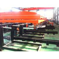 Easy operate 0.75KW Auto Stacker Machine For Receiving Roof Panel Manufactures