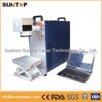 Small portable laser marking machine for Jewelry inside and outside marking Manufactures