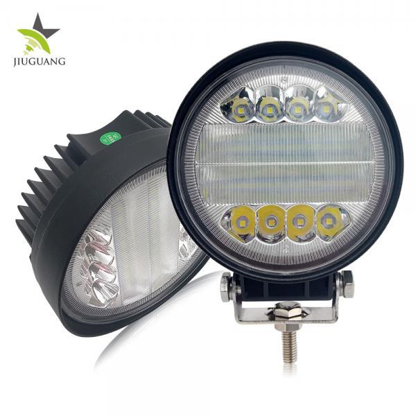 Quality Safety Led Vehicle Work Light , 12 Volt Led Work Lights Stainless Steel Bracket for sale