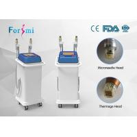 Automatically needle delivering tech micro needle machine rf machine portable for face Manufactures