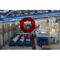 High Speed Industrial Fibre Cement Production Line For Fiber Cement Wall Board Manufactures