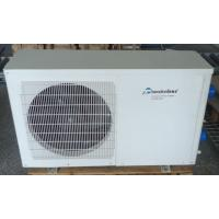 China Anti - Freezing Stainless Steel Swimming Pool Heat Pump For Hot Water on sale