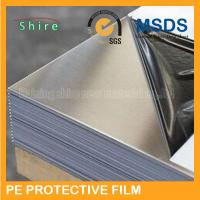Stainless Steel Appliance Covering Film , Automotive Clear Bra Film Lightweight Manufactures