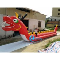 12.5mL*1.6mW inflatable dragon /Chinese Dragon  for beach use Manufactures