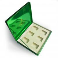 Quality 34.4 * 28 * 5.7cm, CMYK and Pantone, special silver paper Custom Boxes Printing for sale