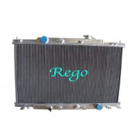 Custom Built Honda Crv Element Aluminum Car Radiators 3 Row / 4 Row Pressure Tested Manufactures