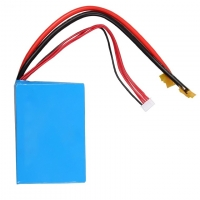 Rechargeable 2.5Ah 12.8 Volt Lithium Ion Battery Pack Manufactures