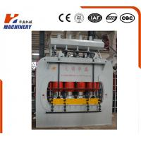 Laminated Wood Hydraulic Hot Press For Plywood Veneer , Hot Press Plywood Machine Manufactures