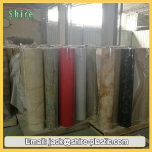 Giltter Printable Heat Transfer Film Plastic Foil Roll 500M - 1000M Length Manufactures