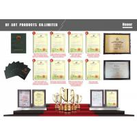 HF ART PRODUCTS CO., LIMITED Certifications