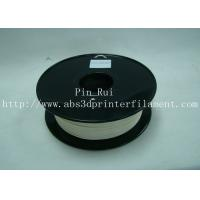 Makerbot pla 3d printing material Special Filament 1kg / Spool , Good Toughness Manufactures