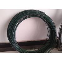 2.5MM * 25KG / Roll Pvc Coated Iron Wire  Used For Chain Link Fence Manufactures