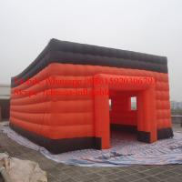 Customized Waterproof Sewing Inflatable Cube Tent for Party Camping CMIT29 Manufactures