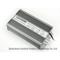 Single Output Power Supply 12v 25a / Led Rainproof Power Supply 234*123.6*61.8mm  Manufactures