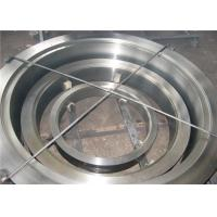 ASTM A29 1045 Forged steel rings Normalizing  Quenching and Tempering Heat Treatment Hardness Reprot  UT test Manufactures