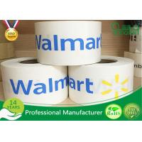 100% Recyclable Rubber Based Adhesive Custom Printed Kraft Paper For Packing Manufactures