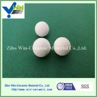 China High quality/hardness/strength/density alumina ceramic packing ball for tower on sale