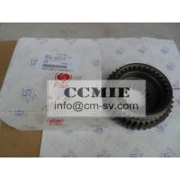 Heavy Truck Transmission  Shacman Truck Parts with Auxiliary Gearbox Drive Gear Manufactures