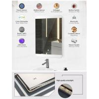 High Efficiency LED Bathroom Mirrors Touch Screen Switch CE Certificated Manufactures