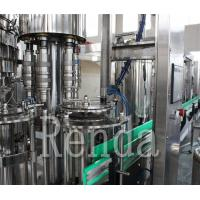 China Coca Cola Carbonated Drink Filling Machine  Washing Filling Capping Machine High Speed Beverage Filling Machine on sale