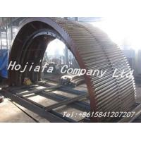 Crusher Tyre Ring/ Gear Ring Manufactures