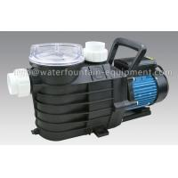 Self Priming Swimming Pool Pumps Corrosive Resistance High Efficiency Manufactures