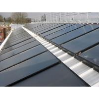 solar geyser flat plate solar collector Manufactures