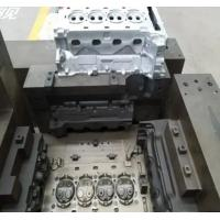 OEM Aluminium Gravity Die Casting For Machining Motorcycle Auto Spare Part Manufactures