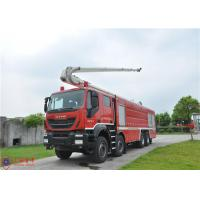 8 x 4 Driving Water Tower Fire Truck Manufactures