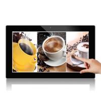 China 1080P Android Digital Photo Frame HD Digital Picture Frame For Commercial Advertising on sale