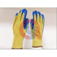Flame Retarding Aramid Cut Protection Gloves For Metal Sheet And Glass Processing Manufactures